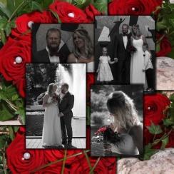 Steve och Therese Bröllop